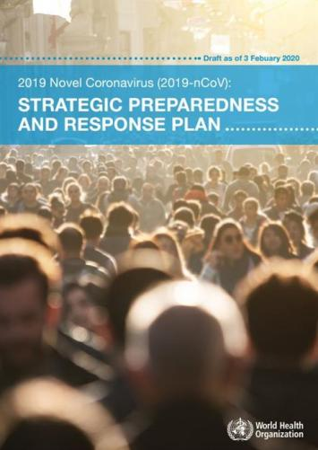 WHO COVID-19 Strategic Plans